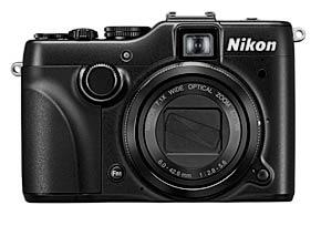 Nikon P7100 front lc