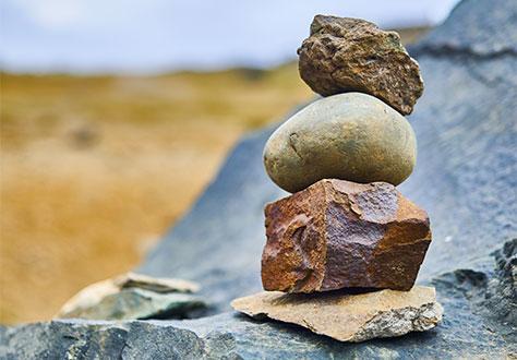 Steinmaennchen