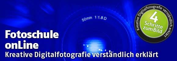 Fotoschule onLine - Kreative Digitalfotografie verständlich erklärt