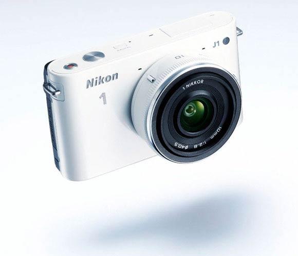 Nikon 1 J11 Nikkor 10 Pancake WH