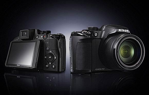 Nikon P510 schwarz